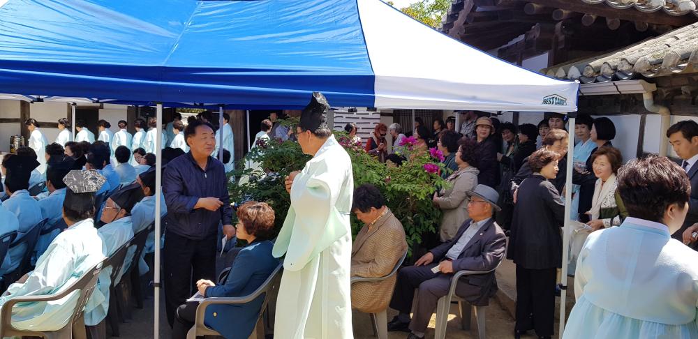 2018년 5월 난설헌문화제
